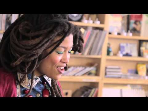 Valerie June: NPR Music Tiny Desk Concert