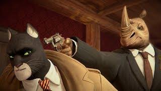Blacksad: Under the Skin русский трейлер с Gamescom 2018