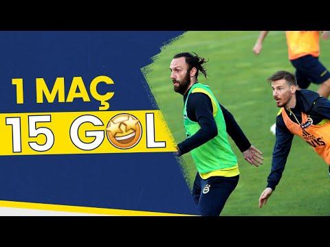 Kampta 1 Maç 15 Gol 😆 (Vedat Muriqi, Luiz Gustavo, Garry Rodrigues, Serdar Aziz)