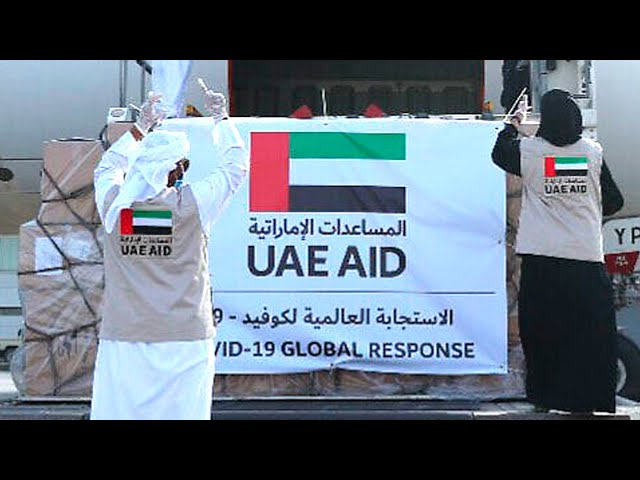 Palestine Rejects UAE Aid Sent Via Israel