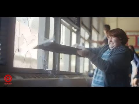 Target Back To School Essentials Commercial -2019