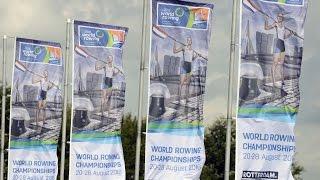 Ruder-WM 2016 Rotterdam: Eröffnungsfeier