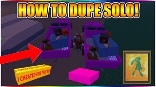 HOW TO SOLO DUPE! (NEW METHOD OUT!) [NOT PATCHED] LUMBER TYCOON 2 ROBLOX WITH EXPLOITS