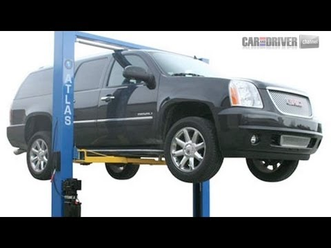 How to Install a Vehicle Lift (Part 1)
