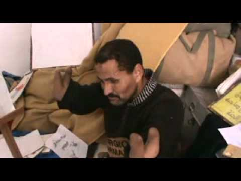 Témoignage victime des mines au Sahara Occidental 2