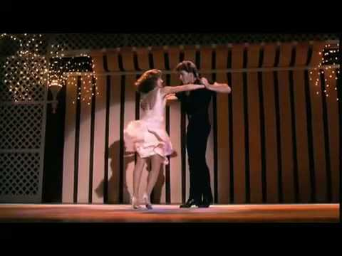 HQ Video Dirty Dancing - Time of my Life [VIDEO HQ][+With Lyrics]