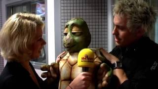 Sascha Grammel: Puppet Comedian zu Gast bei 104.6 RTL (Teil 1)