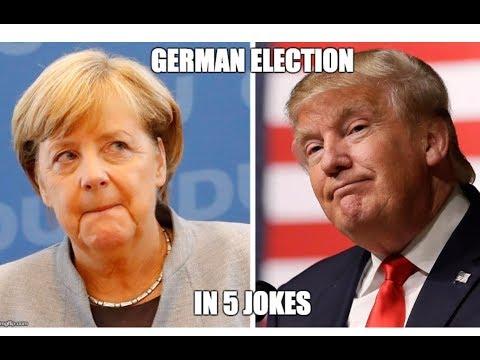 German Election in 5 Jokes | Greg Shapiro | GSUSE