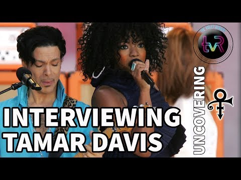 Uncovering Prince with Tamar | Singer-Songwriter