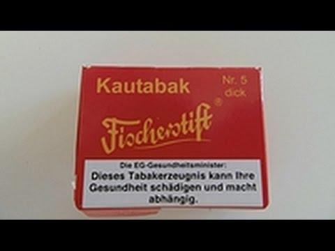 Kautabak Grimm & Triepel Fischerstift | Norddeutsche Kultur