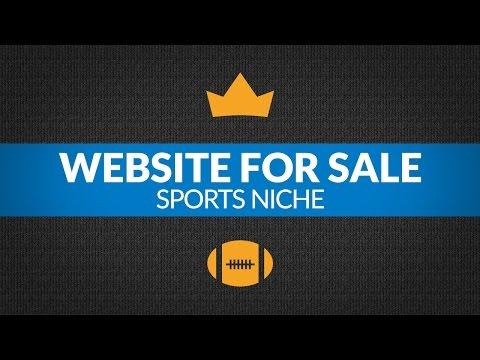 Website For Sale – $4K/Month in Sports Niche, Amazon FBA E-Commerce, Passive Income Business