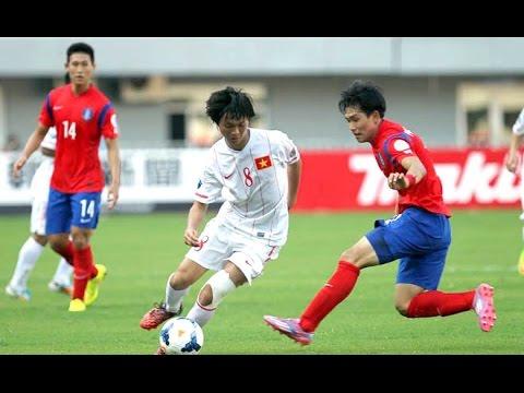 Nguyễn Tuấn Anh HAGL Arsenal JMG U19 Châu Á Nguyen Tuan Anh