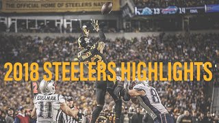 Pittsburgh Steelers Full Season Highlights || 2019 ||