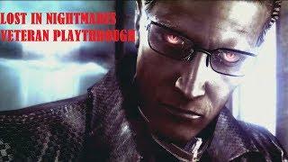 Resident Evil 5 Lost in Nightmares PC Gameplay VETERAN (1080p/60fps)