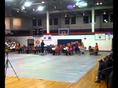 Robert L Bland Middle School Band 2011 #3