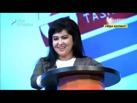 Эфир телеканала Yoshlar TV, Узбекистан. 23.04.2020