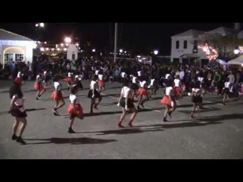 #2 Santa Parade St George's Bermuda December 3 2011