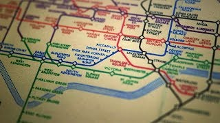 The genius of the London Tube Map | Small Thing Big Idea, a TED series