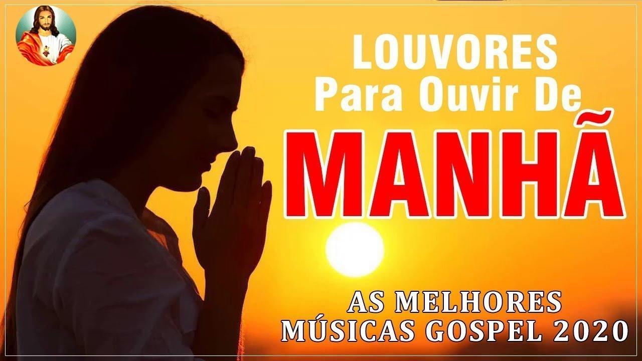 ?Live ao vivo ✝️ Louvores Para Ouvir Pela Manhã ✝️ As Melhores Músicas Gospel Mais Tocadas Em 2020