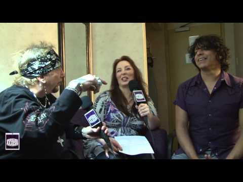 BackstageAxxess interviews Jack Russell and Tony Montana of Jack Russell's Great White