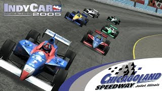 IndyCar Series 2005 -- Chicagoland Speedway [Race 14/16]