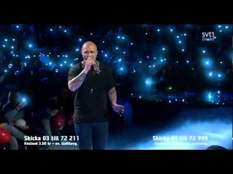 Linus Svenning - Bröder HD (Melodifestivalen 2014)