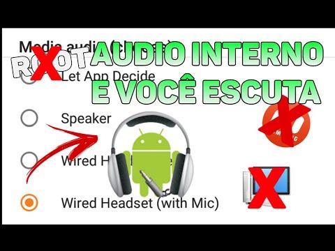 COMO GRAVAR O AUDIO INTERNO DO SEU ANDROID [SEM ROOT, SEM MOBIZEN, SEM PC]