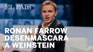 Ronan Farrow destapa el escándalo de Weinstein   Gente