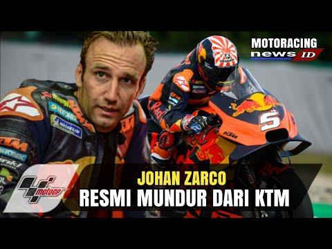 Zarco Resmi Mundur dari KTM   MotoGP news