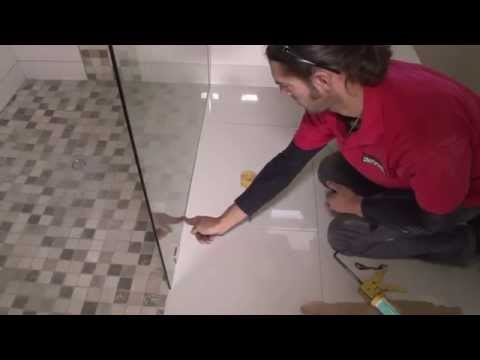 How to Install a Shower Screen