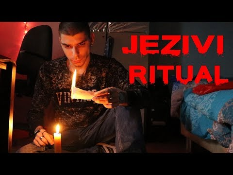 Uradio jeziv ritual i desilo se nesto UZASNO!!! Ritual Ogledala