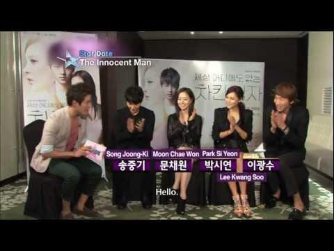 "[Star Date] Drama ""The Innocent Man"" Casts!"