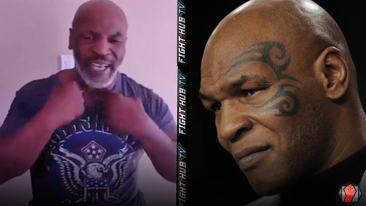 Tyson Face Tatoo: MIKE TYSON SPEAKS ON ORIGINS OF HIS FACE TATTOO & PAYING