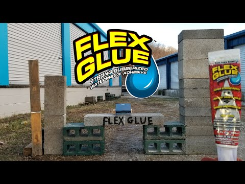 does flex glue work?