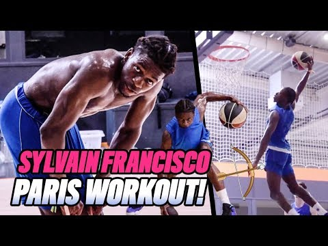 how-does-sylvain-francisco-train!?-behind-the-scenes-at-the-arrow's-full-paris-workout-🎯