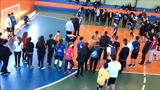 interclasse colégio olimpus 2018 2a x 1b