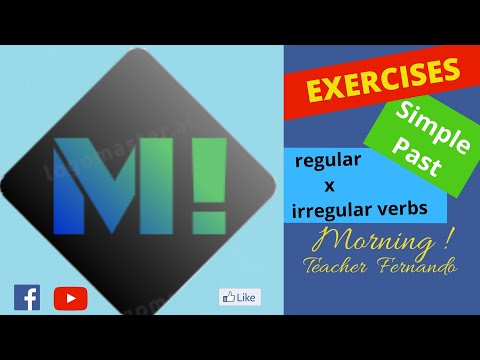simple-past---regular-and-irregular-verbs---exercises
