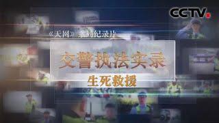 《天网》 交警执法实录 生死救援 | CCTV社会与法