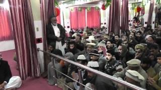 HAQ KHATTEB HUSSAIN ALI BADSHAH SARKAR(M.E) at DARBAR SHAREEF 2012.flv