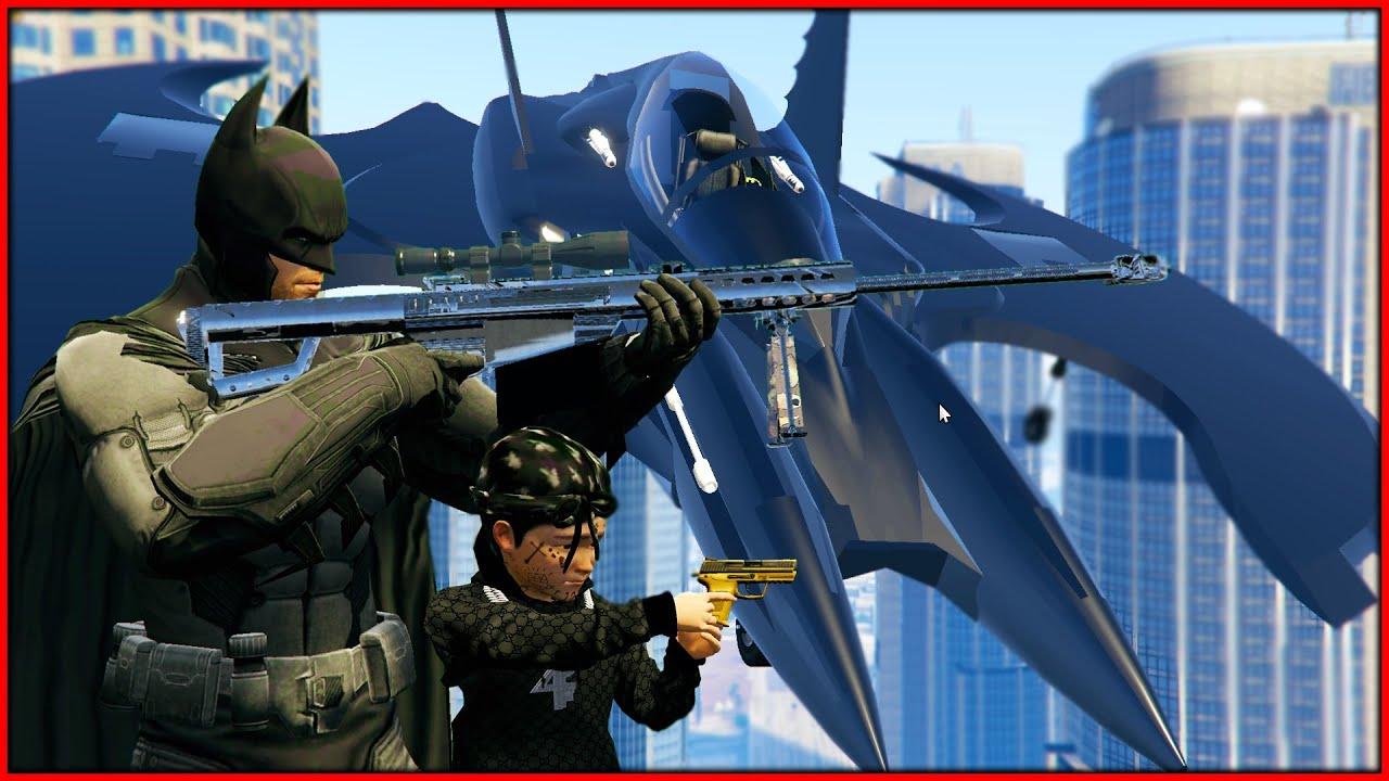 Download GTA RP   BATMAN BECOMES a HITMAN ft. ELANIP   redlinerp