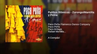 Palillos Rítmicos - Zorongo/Mantilla y Peina