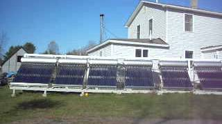 2012 Solar 012 Solar Thermal Heating System $2,500 installed