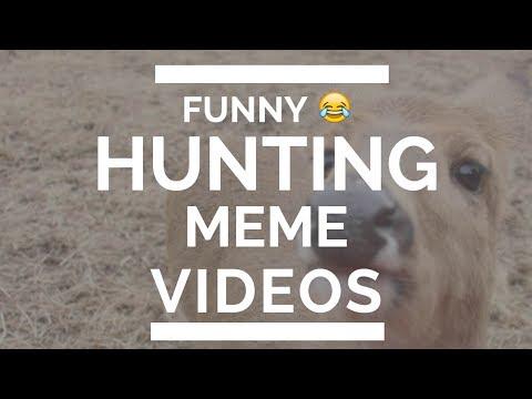 Hunting Memes- Funny Hunting Videos 😂