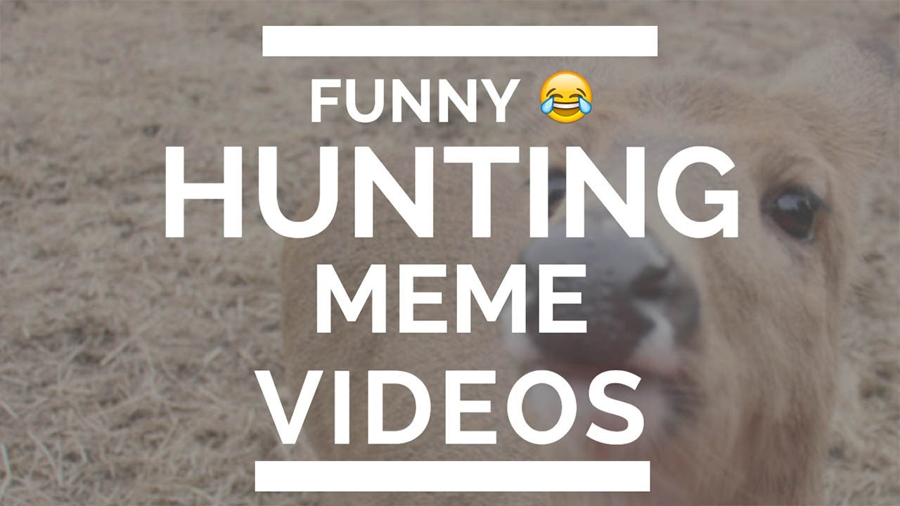 Hunting memes funny hunting videos 😂