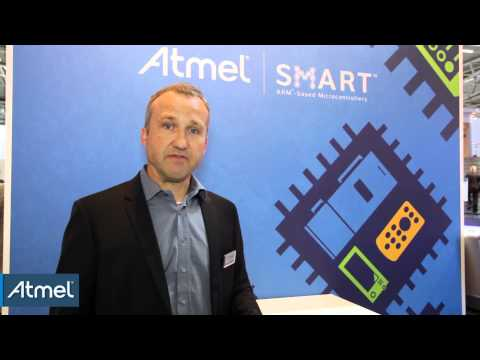 Electronica 2014: Atmel | SMART SAMA5D4 and ARM Cortex-M7-Based MCUs