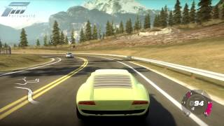 Lamborghini Miura Concept Videos