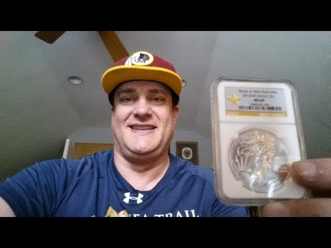 Huge Silver Business Opportunity and American Silver Eagle Unboxing