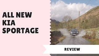 All New Kia Sportage Review | Scrapbook Blog