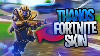 How to Get THANOS Skin In Fortnite For Free [4k]