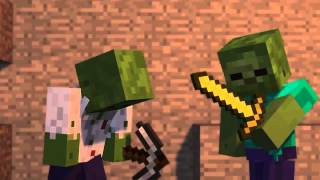 Minecraft приколы 1 серия